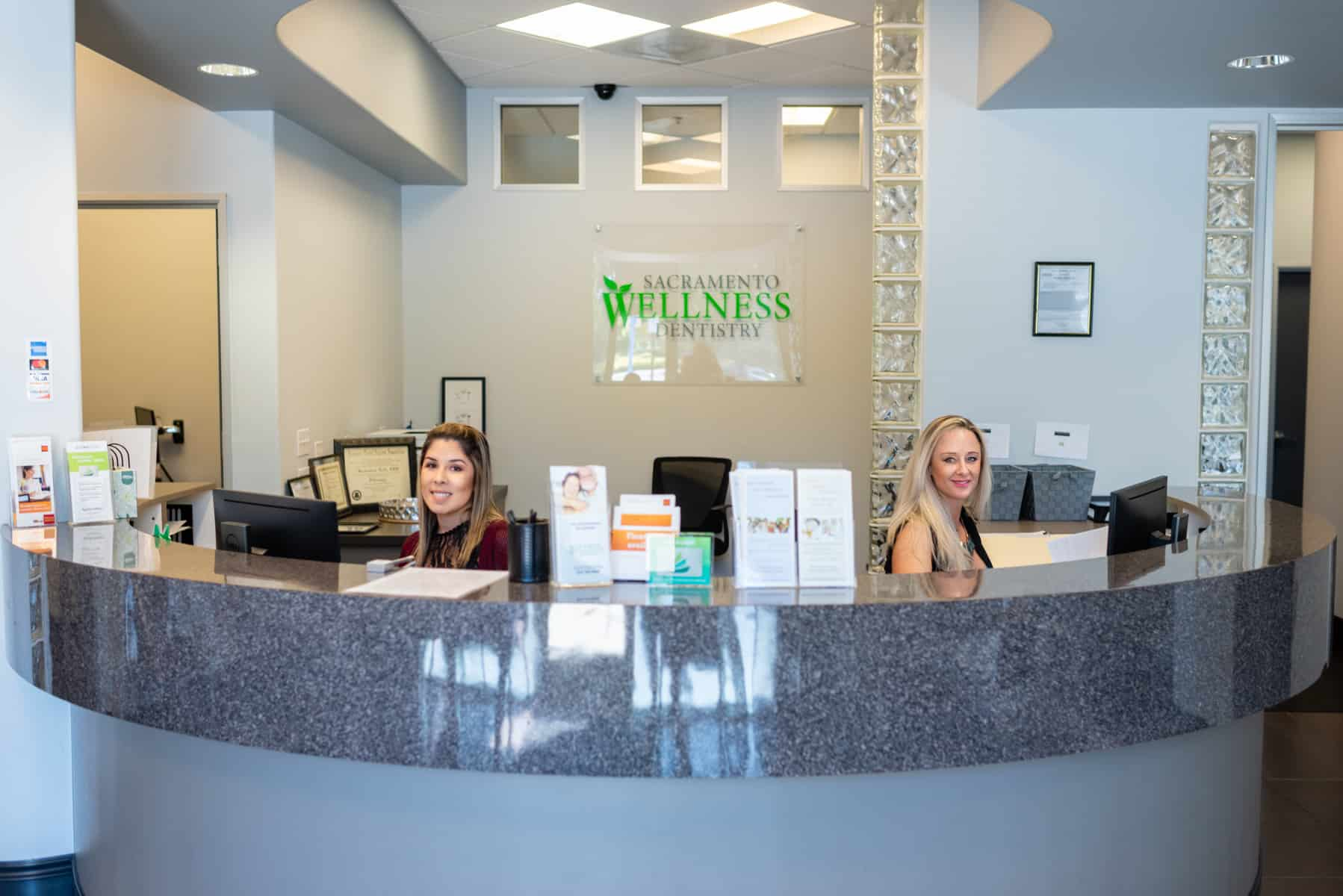 sacramento wellness orthodontics front desk